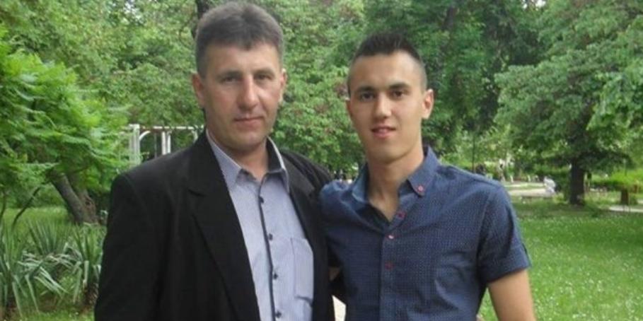 Баща: Погребах сина си на 20 г., убиецът му бе осъден условно и завърши с отличие